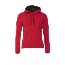 SWEATER CLIQUE 021042 35 CLASSIC HOODY LADIES ROOD