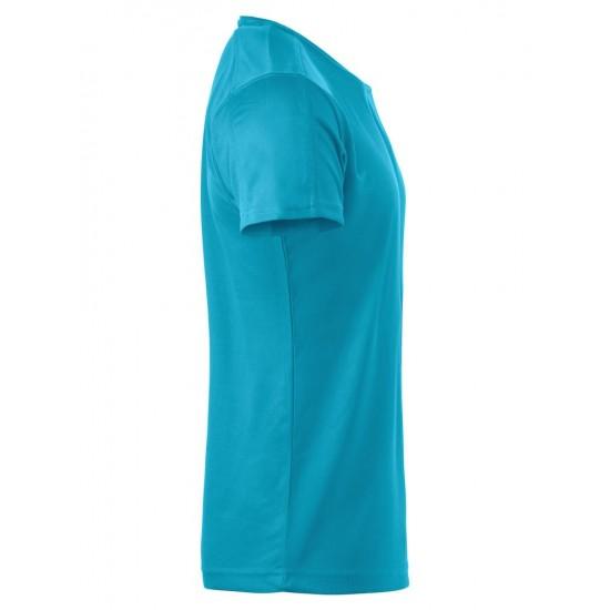 T-SHIRT CLIQUE 029334 54 TURQUOISE T shirt