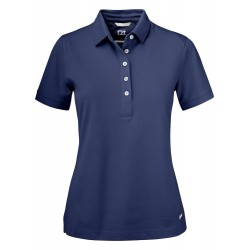 POLOSHIRT CUTTER EN BUCK ADVANTAGE LADIES 354419 580 NAVY