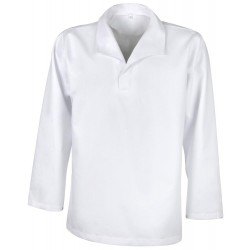 SHIRT DE BERKEL 1724 001 WIT