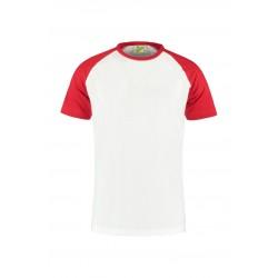 T-SHIRT LEMON & SODA 1175 WHITE RED