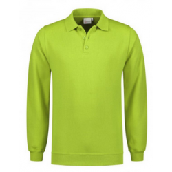 POLOSWEATER SANTINO ROBIN LIME