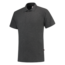 POLOSHIRT TRICORP 201003 PP180 ANTRACIETMELEE