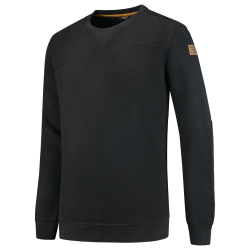 SWEATER TRICORP 304005 ZWART