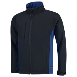 SOFTSHELL TRICORP 402002 NAVY-ROYALBLUE