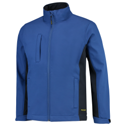 SOFTSHELL TRICORP 402002 ROYALBLUE-NAVY