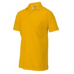 POLOSHIRT TRICORP 201003 PP180 GEEL
